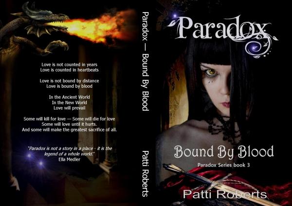 Paradox bk 3 wrap cover
