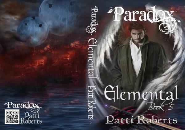 paradox - elemental bk 5 print cover sammy