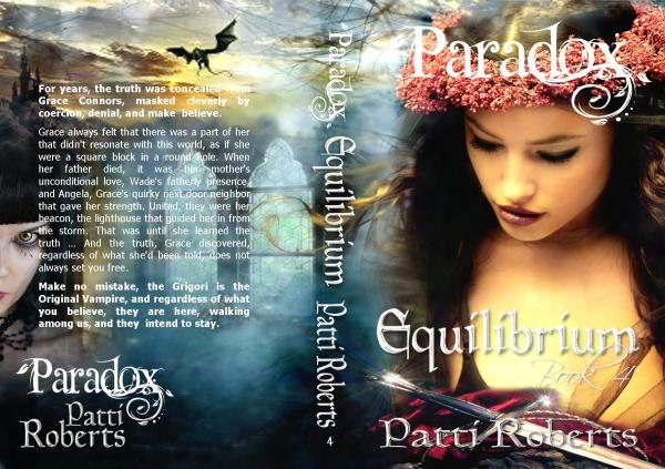 Paradox - Equilibrium bk 4 print cover with text