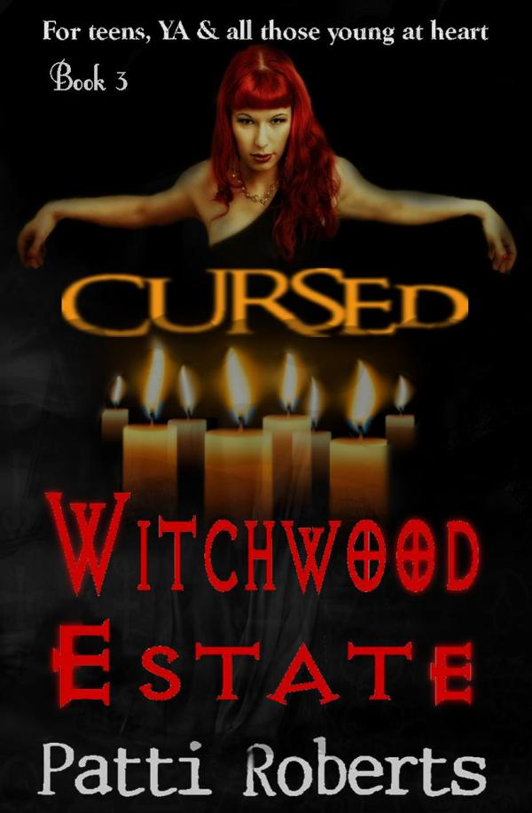 Witchwood Estate - Cursed cover bk 3