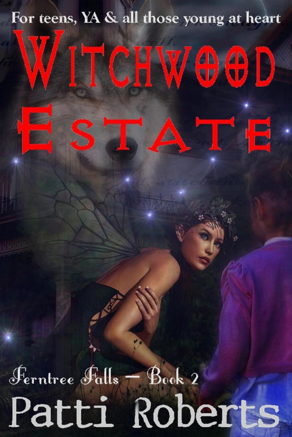 Witchwood Estate - ferntree Falls bk 2 ebook 2500
