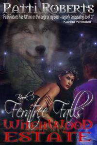 Witchwood Estate - ferntree Falls bk 2 ebook cover with text